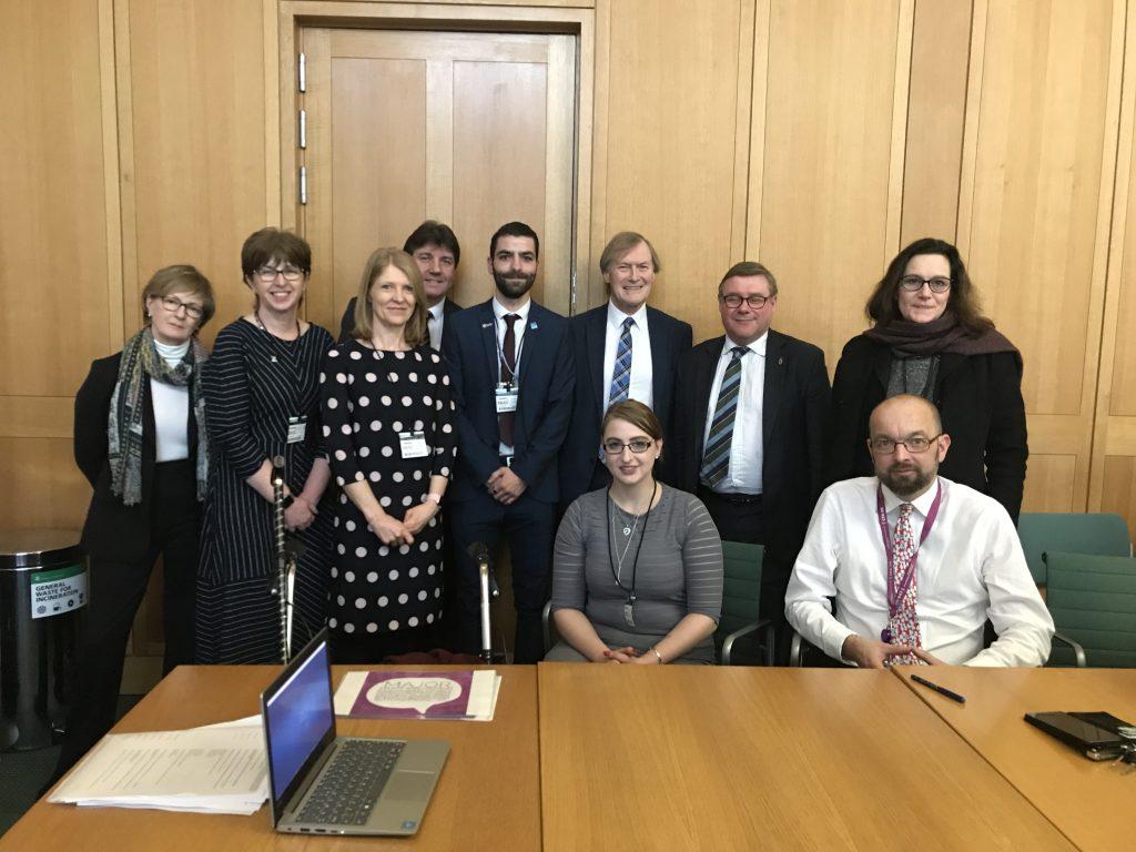 Essex MPs meet with Fibromyalgia campaigner to improve local care