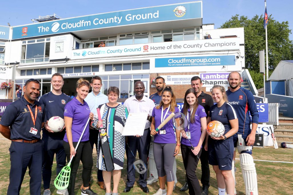 Active Essex leads county-wide pledge to support social inclusivity through sport