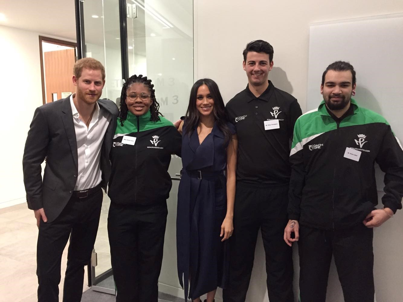 Essex Coach Core Apprentice attends first Royal Foundation Forum