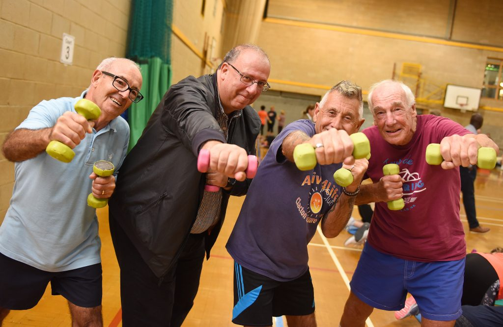 Essex welcomes Sport England Chair to see their ground-breaking work to get more people active