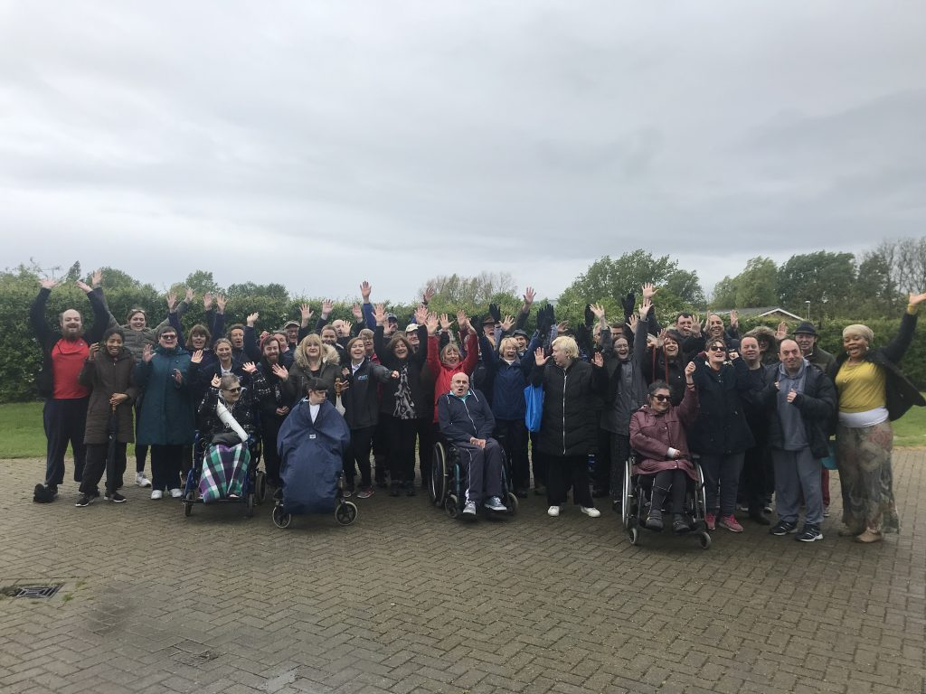 Stepping Out – Walking event breaks records for carers in Essex