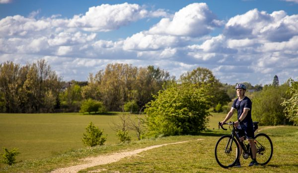 Local green spaces to explore